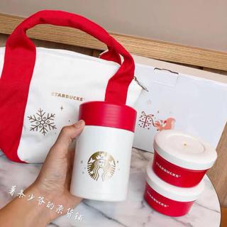 スターバックスコーヒー(Starbucks Coffee)のステンレススープジャー サーモス 弁当箱 海外スターバックス 台湾 タンブラー(タンブラー)