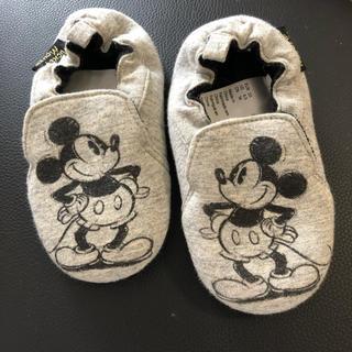 エイチアンドエム(H&M)のH&M ミッキーマウス ルームシューズ(その他)