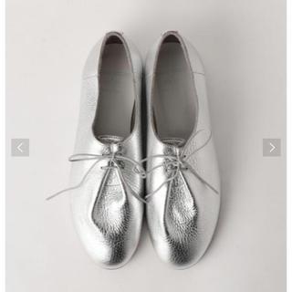 ユナイテッドアローズ(UNITED ARROWS)のジェネシオコレッティ レザーレースアップシューズ(ローファー/革靴)
