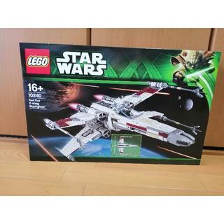 レゴ(Lego)の【新品】LEGO 10240 スターウォーズ Xウイング スターファイター(その他)
