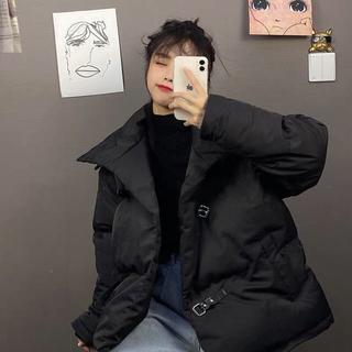 リエンダ(rienda)の新品未着用♡シンプル 防寒タイプ ダウンコート 冬トレンド♡韓国ファッション  (ダウンコート)