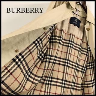 BURBERRY - BURBERRY バーバリー トレンチコート ベージュ レディース ライナー付属