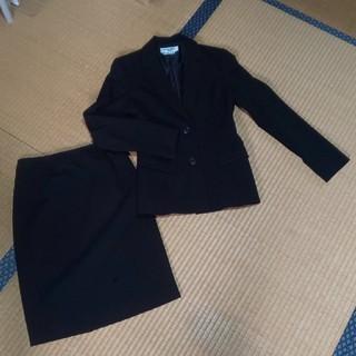 ナチュラルビューティーベーシック(NATURAL BEAUTY BASIC)のブラックフォーマルスーツ(スーツ)