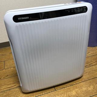 アイリスオーヤマ(アイリスオーヤマ)の2019年製 アイリスオーヤマ 〜14畳用 空気清浄機 PMAC-100-S(空気清浄器)