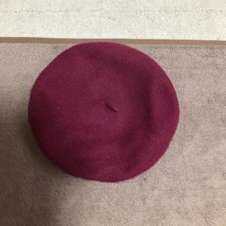 ニコアンド(niko and...)のniko and…ベレー帽(ハンチング/ベレー帽)