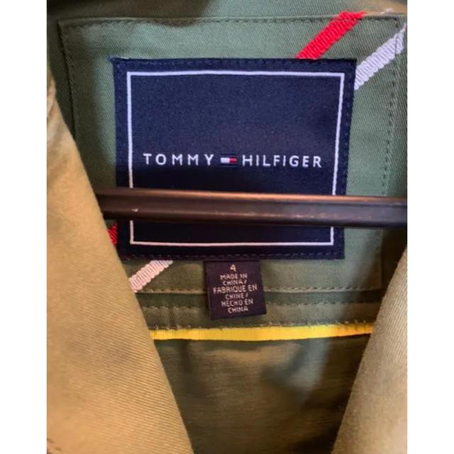 TOMMY HILFIGER(トミーヒルフィガー)のTOMMY HILFIGER 美品 レディースのジャケット/アウター(ブルゾン)の商品写真