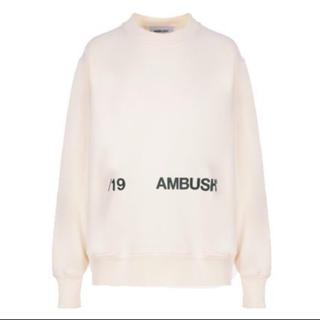 アンブッシュ(AMBUSH)のAMBUSHスウェット(スウェット)