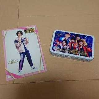 A.B.C.-Z - A.B.C-Z 戸塚祥太 ジョイポリス ポストカード&缶ケース