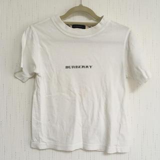 BURBERRY - BURBERRY ロゴTシャツ