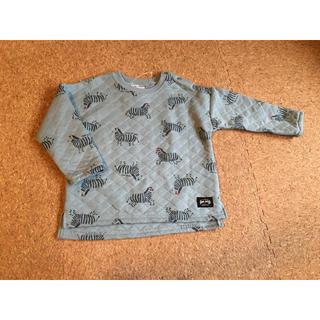 フタフタ(futafuta)のフタフタ トレーナー 95(Tシャツ/カットソー)