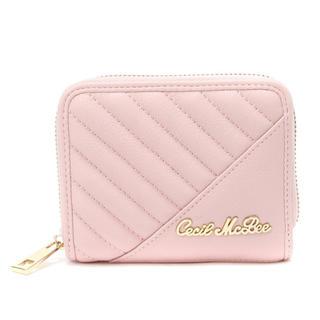 セシルマクビー(CECIL McBEE)のセシルマクビー 斜めキルティング 財布  新品(財布)