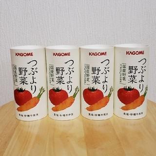カゴメ(KAGOME)のKAGOME カゴメ☆『つぶより野菜』未開封 (その他)