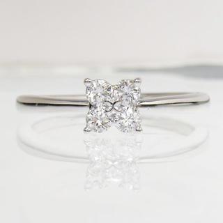 タサキ(TASAKI)のTASAKI/タサキ ダイヤモンド リング・指輪 K18(リング(指輪))