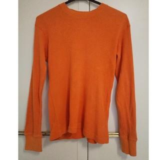 S.MOON ロンT 長袖 Tシャツ メンズ Sサイズ(Tシャツ/カットソー(七分/長袖))