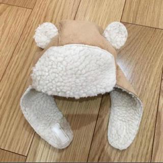 ベビーギャップ(babyGAP)のGAP クマさん(帽子)