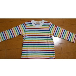 mikihouse - ミキハウス 長袖Tシャツ 80cm
