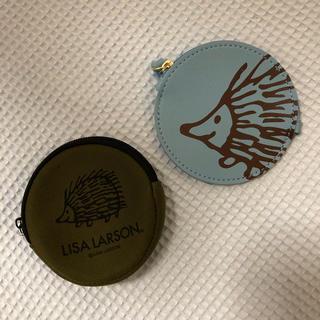 リサラーソン(Lisa Larson)のリサラーソン   ハリネズミ コインケース(コインケース)