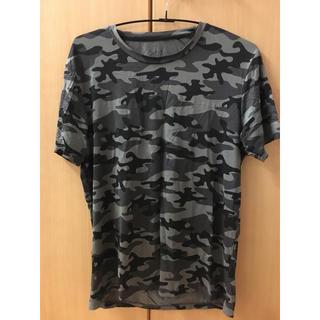GU - 迷彩Tシャツ