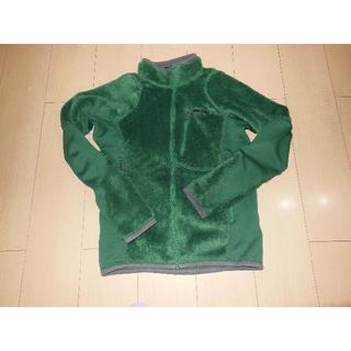 パタゴニア(patagonia)の再お値下げ!パタゴニア メンズ R4ジャケット(フリース)XS グリーン系(その他)
