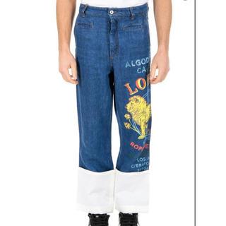 LOEWE - 美品 Loewe ロエベ フィッシャーマン パンツ サイズ48 タグ付き