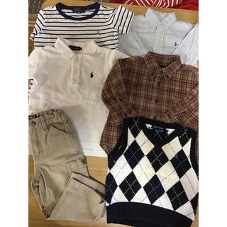 Ralph Lauren - ラルフローレン☆8090センチ☆ポロシャツパンツシャツなどセット