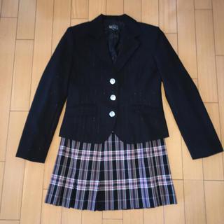 EASTBOY - EAST BOY スカートとXOXOジャケット スーツ 卒服 セットアップ