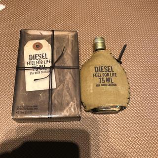 ディーゼル(DIESEL)のディーゼル 香水 新品(香水(男性用))