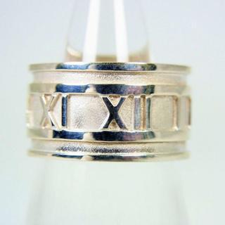 ティファニー(Tiffany & Co.)のTIFFANY/ティファニー 925 アトラス リング 9.5号[g107-3](リング(指輪))