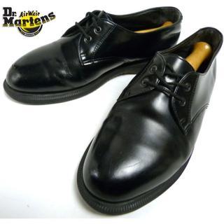 ドクターマーチン(Dr.Martens)のドクターマーチン/ Dr.Martens 2ホール プレーントゥシューズ25cm(ローファー/革靴)