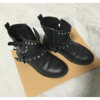 ザラ(ZARA)のZARA ブーツ  19〜20センチ(ブーツ)