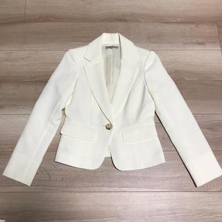 しまむら - 未使用 ホワイトジャケット