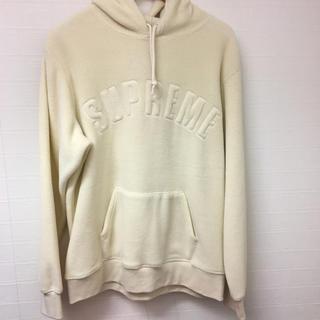 シュプリーム(Supreme)の国内正規品!Supreme Polartec Hooded Sweatshirt(パーカー)