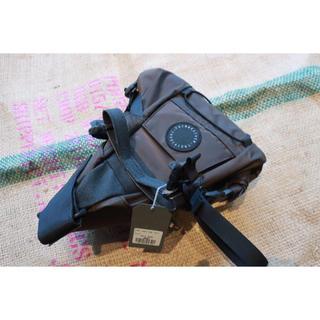 【新品】 fairweather   seat bag ブラウン