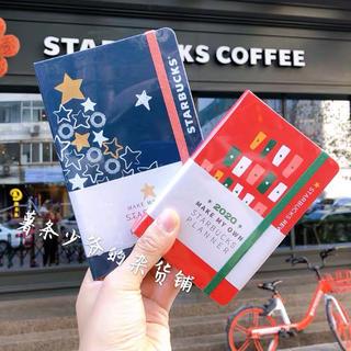 Starbucks Coffee - 2020 モレスキン ノート スケジュール帳 プランナー手帳 台湾スターバックス
