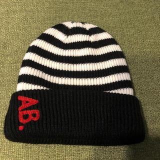 アニエスベー(agnes b.)の新品未使用 アニエスベー  ニットキャップ(帽子)