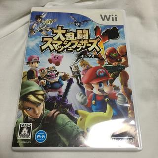 Wii - Wiiソフト 大乱闘スマッシュブラザーズ