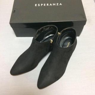 エスペランサ(ESPERANZA)のエスペランサ ショートブーツ(ブーティ)