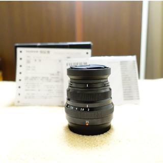 フジフイルム(富士フイルム)のにゃんこママ様用 富士フイルム 35mmF2 R RW 保証あり(レンズ(単焦点))