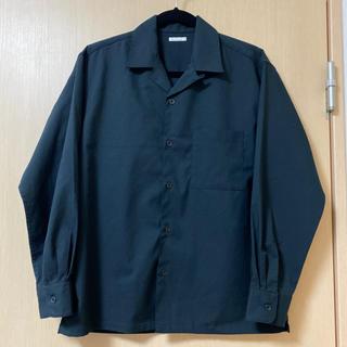 GU - ジーユー メンズ オープンカラーシャツ シャツ
