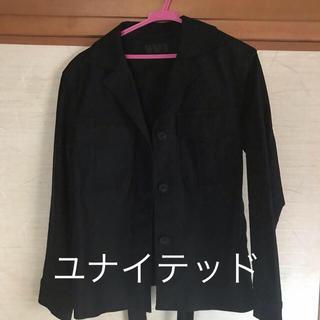 ユナイテッドアローズ(UNITED ARROWS)のお値下げ1280→899 ユナイテッド ジャケット(テーラードジャケット)