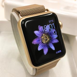 Apple Watch - Apple Watch SPORT 人気色 Gold アップルウォッチ