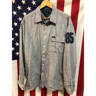 トミー(TOMMY)のTommy jeans 長袖シャツ XL(Tシャツ/カットソー(七分/長袖))