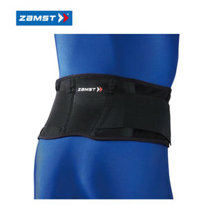 ザムスト(ZAMST)のZAMST ザムスト ZW-3 腰用サポーター M(トレーニング用品)