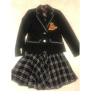 レピピアルマリオ(repipi armario)の美品 レピピ エンブレム付きジャケット 160 おまけ付き(ドレス/フォーマル)
