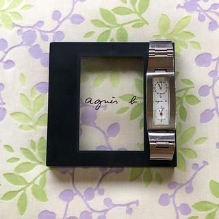 agnes b. - アニエス・ベー  ㉚   腕時計・稼動品✨
