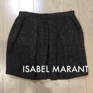 イザベルマラン(Isabel Marant)のISABEL MARANT イザベルマラン スカート ツイード (ミニスカート)