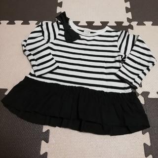 プティマイン(petit main)のプティマイン カットソー 110cm(Tシャツ/カットソー)