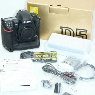Nikon - 【新品】 ニコン デジタル一眼レフカメラ D5 XQD-Type  ボディ