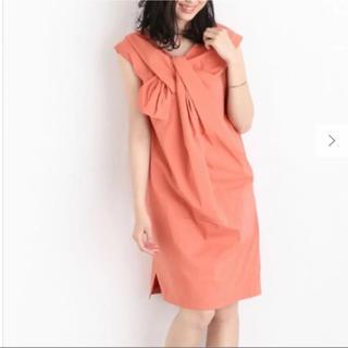 ロッソ(ROSSO)のROSSO 2WAYリボンドレス ワンピース(その他ドレス)