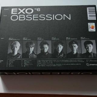 エクソ(EXO)のEXO  OBSESSION  EXO ver (K-POP/アジア)